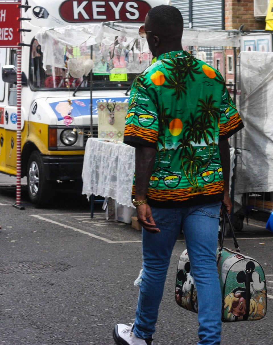 Food meets Fashion: On Portobello Road Market - Notting Hill