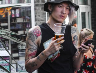 Photo Essay: The Hats have it in London