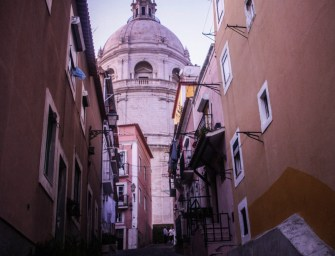 Alfama: Once a sinner's nest; now the oldest district in Lisbon