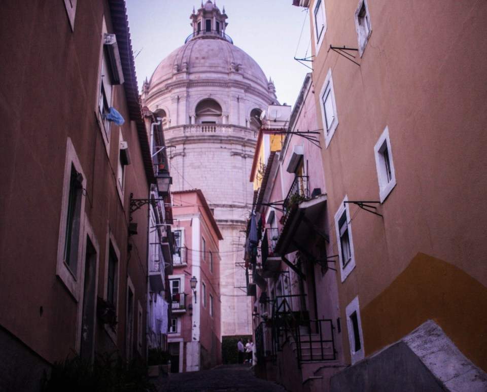 Alfama: The oldest district of Lisbon