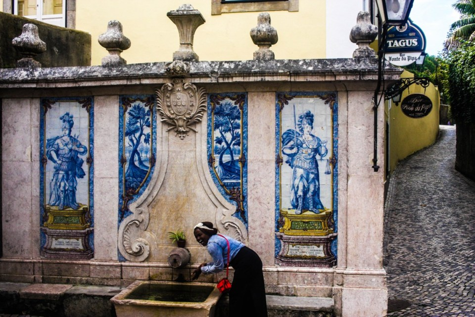 A fairytale in Sintra, Portugal