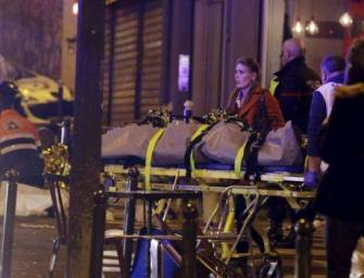 A thought for the restaurants attacked in the Paris shooting