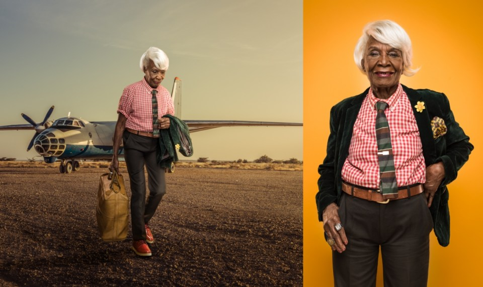 Kenya's League of Extravagant Grannies