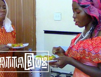 Watch as you are introduced to Nigeria's first vegan and vegetarian restaurant