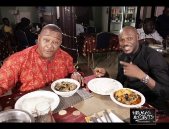 Nigeria's Bukas and Joints TV food show