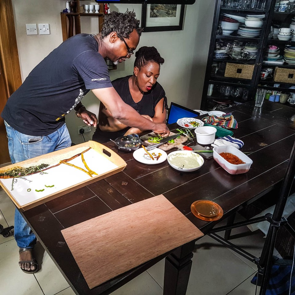 Ozoz Sokoh: Establishing The New Nigerian Kitchen philosophy