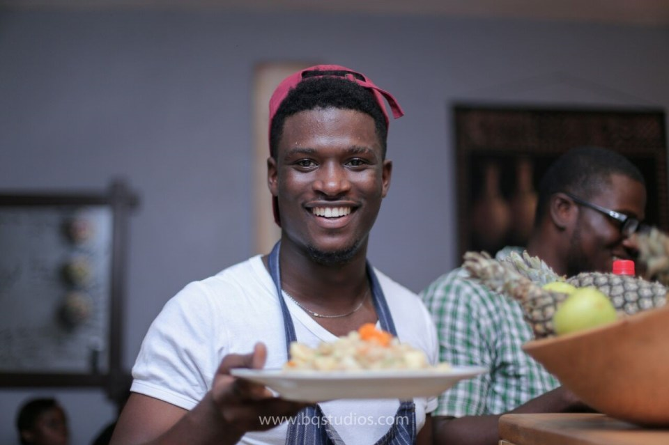 Living Deliciously with Kwame Amfo-Akonnor, an Emerging Chef from Ghana 16