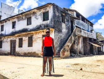 Watch Miss Mandi, Kenya's Throw Down Queen, discover Lamu