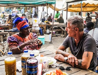 Watch Anthony Bourdain explore Senegal cuisine