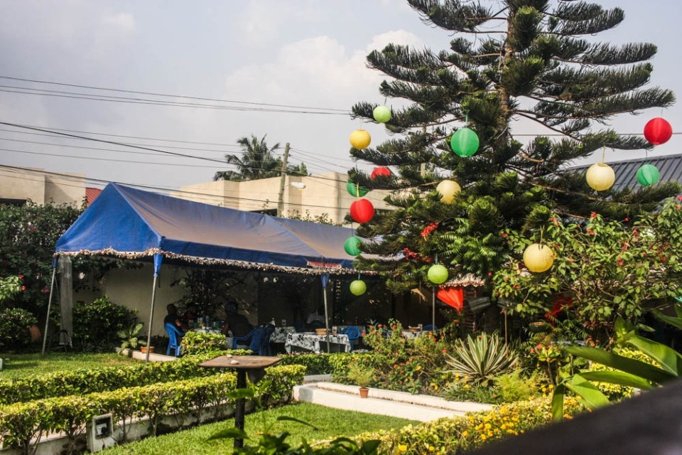 The Living room restaurant: Unbeatable comfort food in the heart of Accra's golden triangle