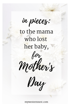 Embrace the paradox that loss brings. Here are 3 things I want to tell a mother of loss as Mother's Day looms near. #rainbowbaby #infantloss #bereavedmothersday #iam1in4