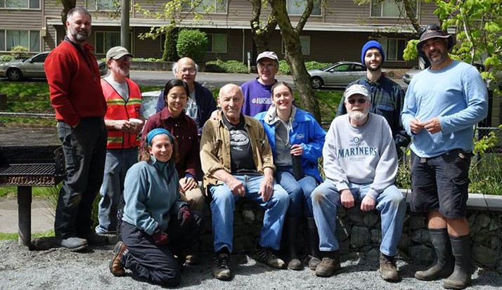 WHAM Spring Cleanup 2015 - Group Photo