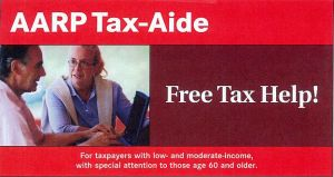 AARP Tax Help @ Skyway Library | Seattle | Washington | United States