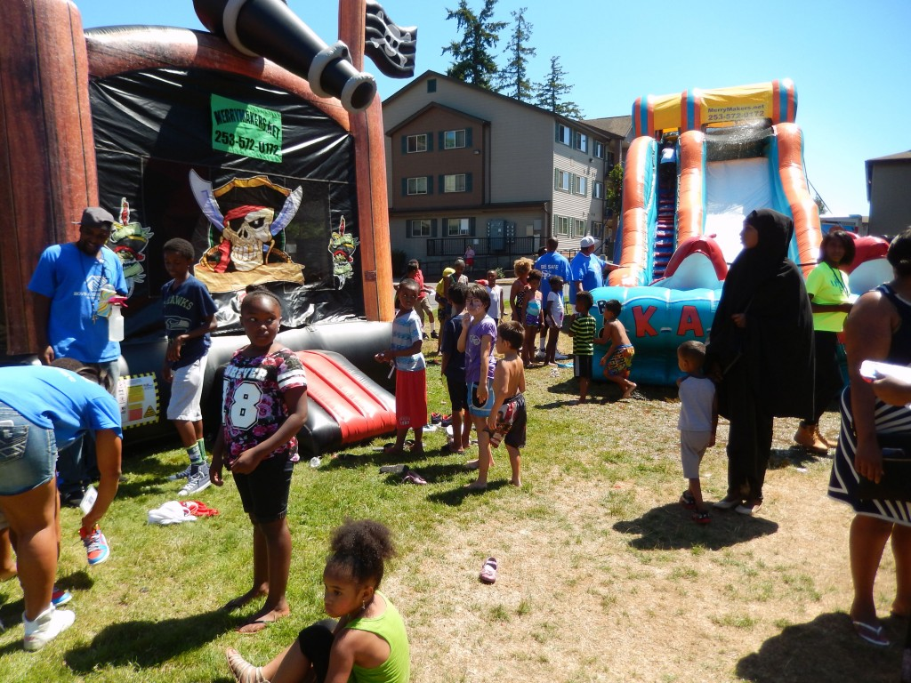 Urban Family Summer Block Party at Creston Point