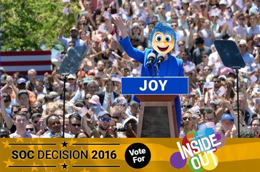 Skyway Outdoor Cinema: Decision 2016 - Inside Out