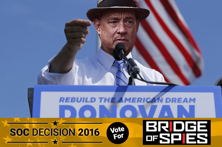 Skyway Outdoor Cinema: Decision 2016 - Bridge of Spies