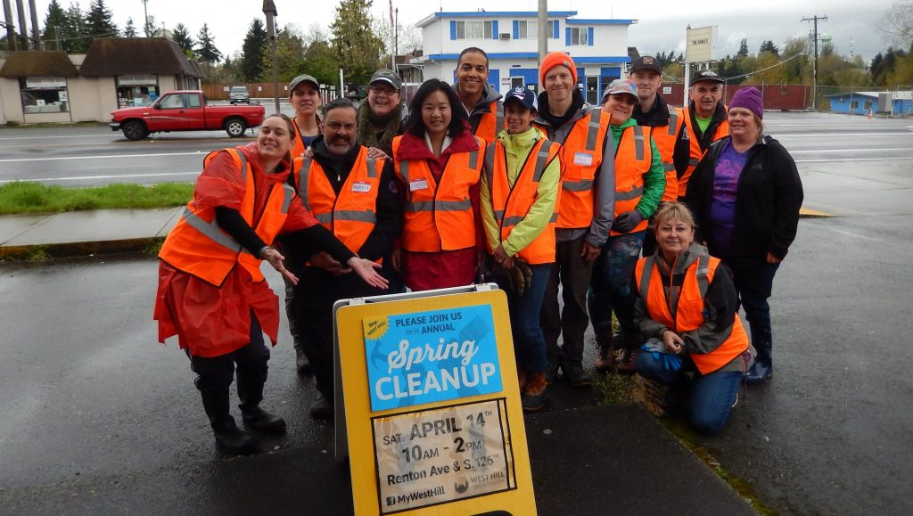 WHAM Spring Cleanup 2018 Group Photo