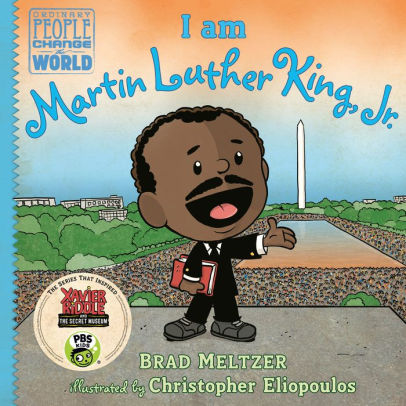 I Am Martin Luther King, Jr book cover