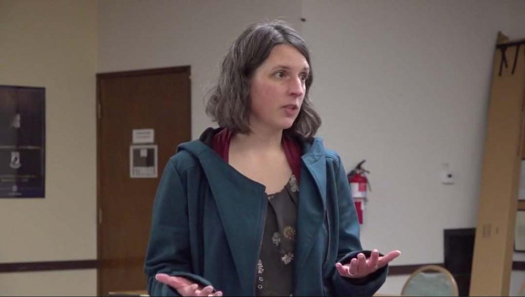 Krista Dooley of Washington Trails Association
