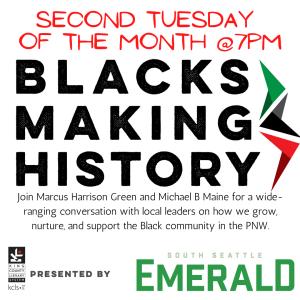 Blacks Making History: Education @ Online | Seattle | Washington | United States
