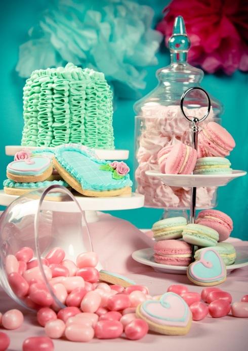 Sugar & Spice: Pastel Pretty Dreams (2/6)