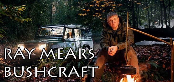 Ray Mears Bushcraft – Tubylcza brytania (Oglądaj online)
