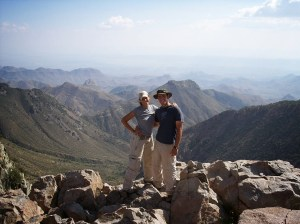 Hike Through Big Bend