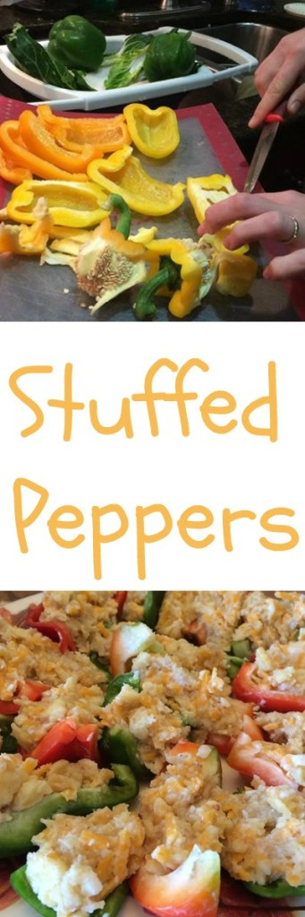 pinterest stuffed peppers