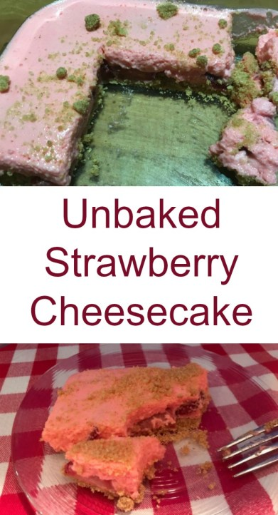 Pinterest strawberry cheesecake