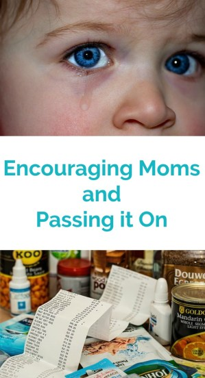 encouraging moms