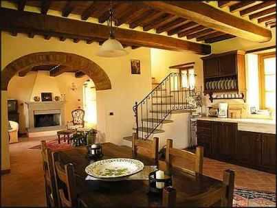 Tuscan Dining Room