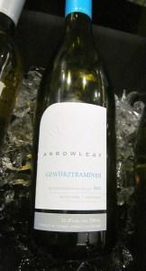 Arrowleaf Gewurztraminer 2011
