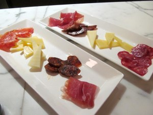 Design your own antipasto plate