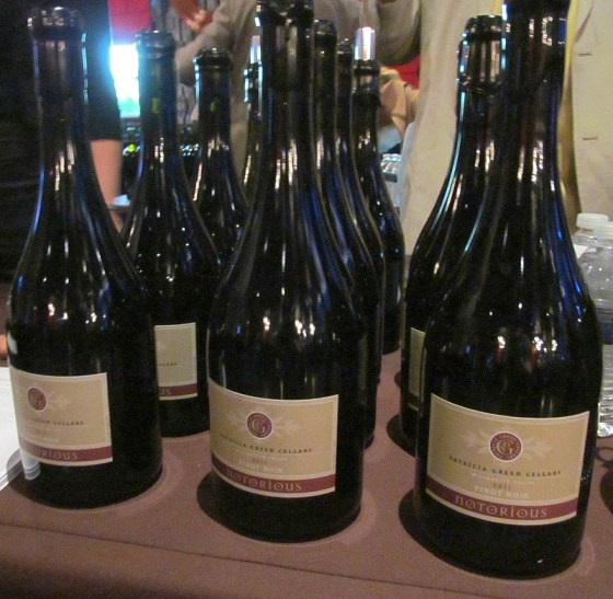Patricia Green Cellars Notorious Pinot Noir 2011