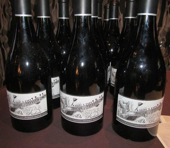 Sitar Prelude Pinot Noir 2008