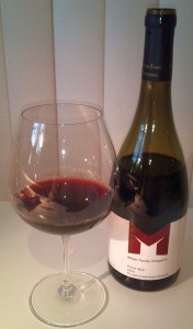 Meyer Family Vineyards Pinot Noir McLean Creek Road Vineyard 2009