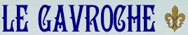 Le Gavroche logo