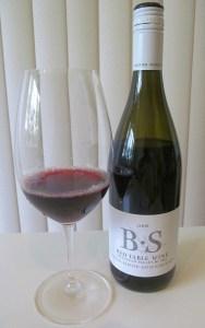 Bartier Scholefield Red Table Wine 2008