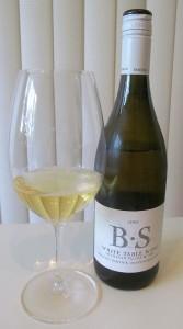 Bartier Scholefield White Table Wine 2010