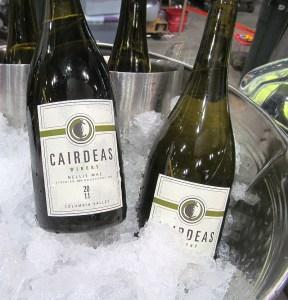 Cairdeas Winery Nellie Mae Viognier Roussanne 2011