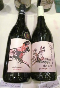Painted Wolf The Den and Guillermo Pinotage