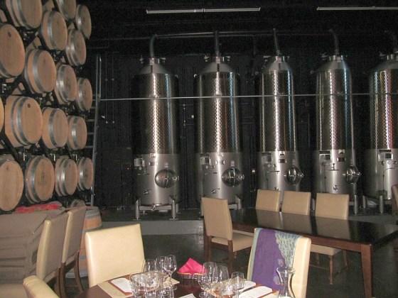 Wiens Family Cellars Members Only Barrel  Room