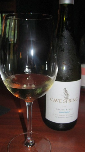 Cave Spring Chenin Blanc 2011