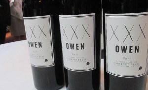 Owen Cabernet Franc 2011