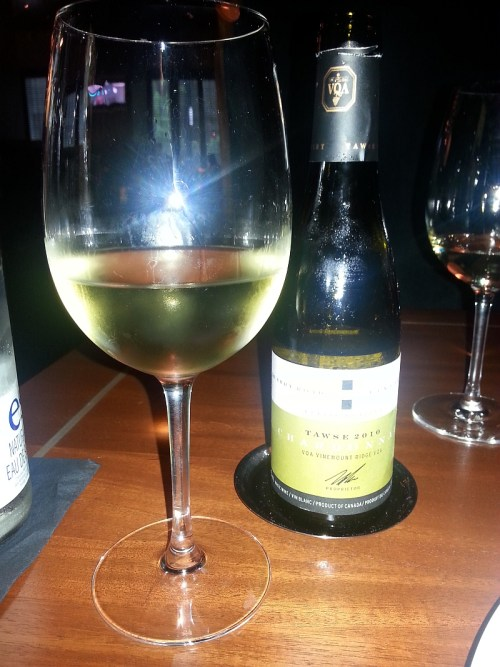 Tawse Quarry Road Vineyard Chardonnay 2010