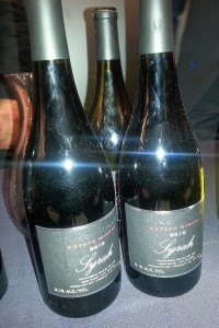 Black Hills Estate Winery Syrah 2010