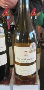 Fabre Montmayou Chardonnay Reserva 2012