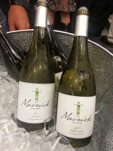 Maverick Estate Origin and Pinot Gris 2011
