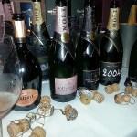 Champagne flight from Charton Hobbs