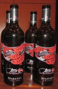 Taste of Tulalip wine by Sparkman Cellars 2012